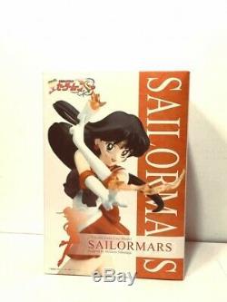 Kotobukiya Sailor Mars 1/7 Scale Prepainted Statue Figure Sailor Moon withBox Rare
