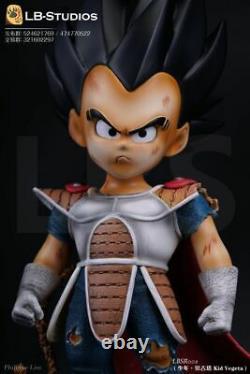 LBS Studios Vegeta Dragonball Saiyan GK Resin Statue Figure Dragonball Z DBZ