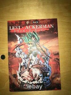 LC Studio Attack on Titan LeviAckerman 1/6 Resin Statue Figure