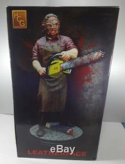 LEATHERFACE 1/4 scale statue HCG Texas Chainsaw Massacre figure only 500 horror