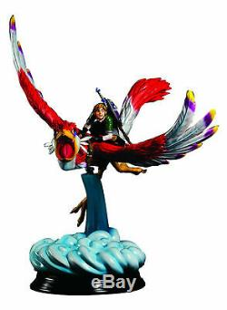 Legend Of Zelda Link On Loftwing Statue First 4 Figure 5060316620281