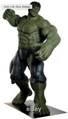 Life Size, Hulk, Statue, Incredible Hulk, Life-Size, Movie, Action Figure, Hero