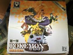 MFC GBA Pokemon Charizard pikachu Action Figure Resin GK Statue New US Seller