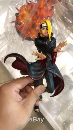 MODEL PALACE Naruto figure Akatsuki Resin Deidara Resin statue-NEW In stock