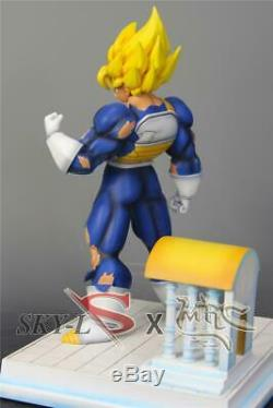 MRC Dragon Ball Super Saiyan Goku Time Chamber Resin Statue Figure Xceed VKH