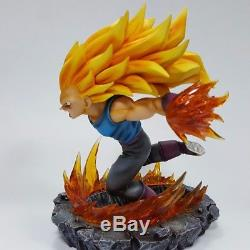 MRC & Legend Dragon Ball Z Vegeta Super Saiyan 3 Resin Statue Figure 1/6
