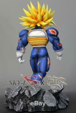 MRC & Sky Dragonball Z dbz Super Saiyan Trunks GK Resin Statue Figure with COA