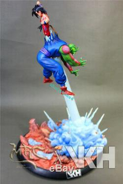 MRC VKH 2019 GK Dragon Ball Son Goku VS Piccolo Resin Statue Figure Collectibles