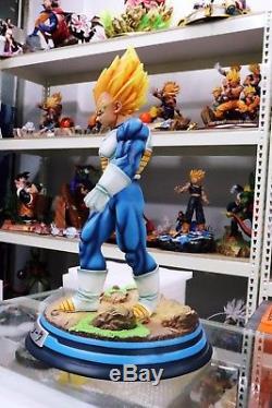 MRC x Yume Dragon Ball Super Saiyan Vegeta Resin Statue Figure Z