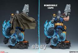 Marvel X-Men Comics Cable Premium Format Figure Exclusive Statue by Sideshow