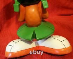 Marvin the Martian 1997 Warner Bros Studio Store 20 Display Resin Statue Figure