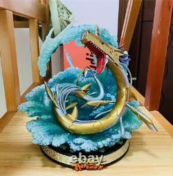 MetalSeadramon Statue Resin Figure Digimon Monster Model GK OS Studio In Stock