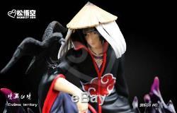 MonkeySon Studio Naruto Akatsuki Uchiha Itachi Figures Resin Statue Limited