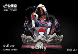 MonkeySon Studio Naruto Akatsuki Uchiha Itachi Figures Resin statue Limited HOT