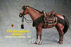 Mr. Z 1/6 War Horse Resin Animal Figure Statue Accessory for 12 Soldier Presale