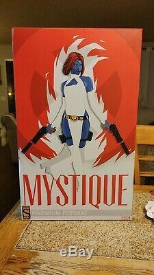 Mystique Premium Format Figure EXCLUSIVE! Sideshow Collectibles Statue