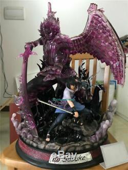 NARUTO figure TOP. Studio Uchiha Sasuke resin statue In stock 25KG