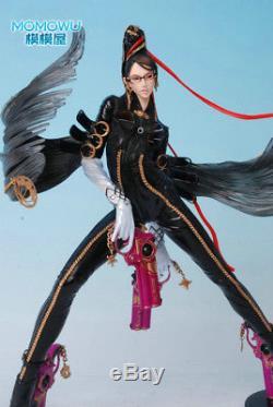 NEW 13.7 Bayonetta Figure 14 Decoration Statue Anime GK Model Gift Game Unique