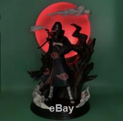 Naruto Figure Uchiha Itachi statue LED