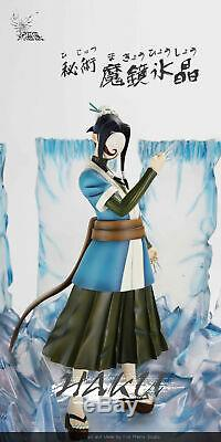 Naruto HAKU Studio Haku Figure Model Painted Resin Sculpture GK Statue Pre-order