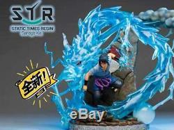 Naruto STR Studio SASUKE chidori 18 GK Collector RESIN Statue Pre-order