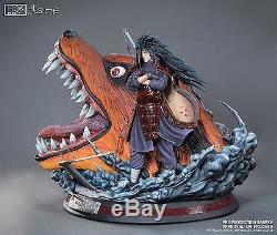 Naruto Shippuden Madara Hqs+ Tsume Resin Figur Figur Statue. Pre-bestellung