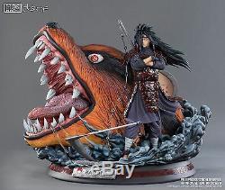 Naruto Shippuden Madara Hqs+ Tsume Resin Figure Figura Statue. Pre-order