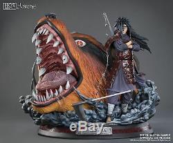 Naruto Shippuden Madara Hqs+ Tsume Resin Figure Figura Statue. Pre-order Neuf