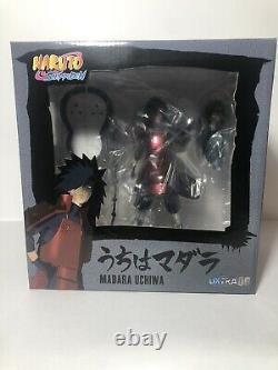 Naruto Shippuden Madara Uchiha Figure Tsume Art Resin Statue Rinnegan Sharingan
