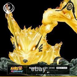 Naruto Shippuden Naruto 4Th War IKIGAI Tsume FIGURE STATUE. PRE-ORDER
