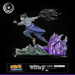 Naruto Shippuden Sasuke 4Th War IKIGAI Tsume FIGURE STATUE. PRE-ORDER