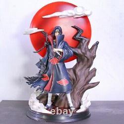 Naruto Shippuden Uchiha Itachi Tsukuyomi Ver. PVC Figure Statue Collectible Mode