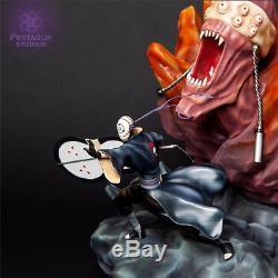 Naruto Uchiha Obito Resin GK Statue Akatsuki NEW Limited Action Figure In Stock