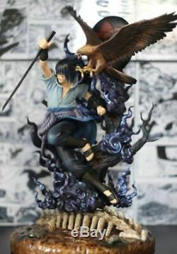 Naruto Uchiha Sasuke Figure Limited resin GK finished product Painted Statue