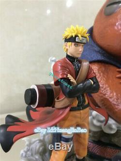 Naruto Uzumaki Naruto On Gama Statue Painted Resin Figure In Stock Collection GK