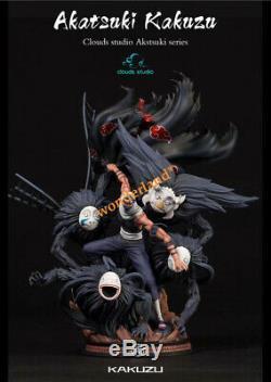 Naruto figure CLOUDS-Studios Kakuzu resin statues 18 scalePer-Order