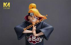 Naruto figure KM studio 1/8 scale Deidara Dynamic LED lighting effect Pre-order