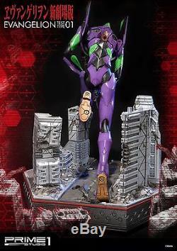 Neon Genesis Evangelion Eva 01 Statue Resin Figura Figure Prime 1 New