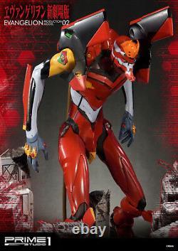 Neon Genesis Evangelion Eva 02 Statue Resin Figure New Prime 1. Pre-order