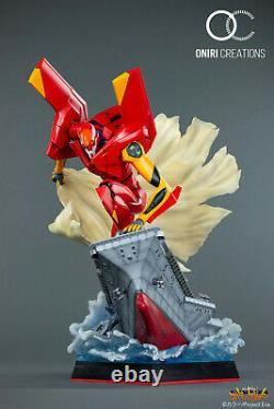 Neon Genesis Evangelion Eva 02 Statue Resin Figure Oniri Creations New Pre-order
