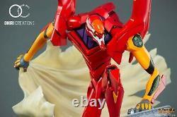 Neon Genesis Evangelion Eva 02 Statue Resin Figure Oniri Creations. Pre-order