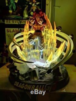 OI Studio Dragon Ball GT Super Saiyan 4 Gogeta Goku Vegeta Resin statue Figure