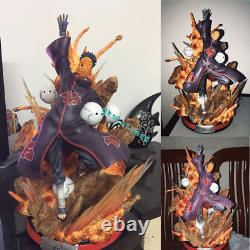 OI Studio Tobi Uchiha Obito Statue Painted Model Eye Led Light In Stock Figure