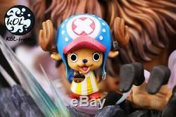 ONE PIECE KOL Tony Tony Chopper Limit Statue 1/6 Resin Figure straw hat Pirates