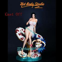 One Piece Boa Hancock Resin Figure Model Painted Statue Preorder Hot Body Studio