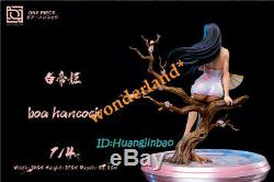 One Piece Boa Hancock Statue Anime Girl In Cheongsam Resin Figure Model Pre-sale