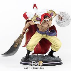 One Piece GK Edward Newgate Resin Figurine Figure Model Statue Painted 41cm New