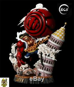 One-Piece-figure-Dream chase-Studio 16 gear4 luffy GK Resin Statue IN STOCK