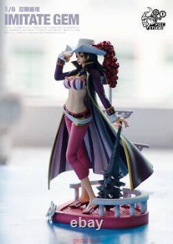 One piece F. O. C Studio 1/8 Alvida Resin PU Figure GK Collector Statue Limited