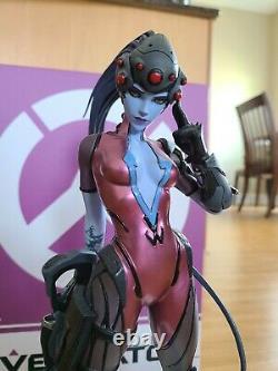 Overwatch Widowmaker Blizzard Statue Figure